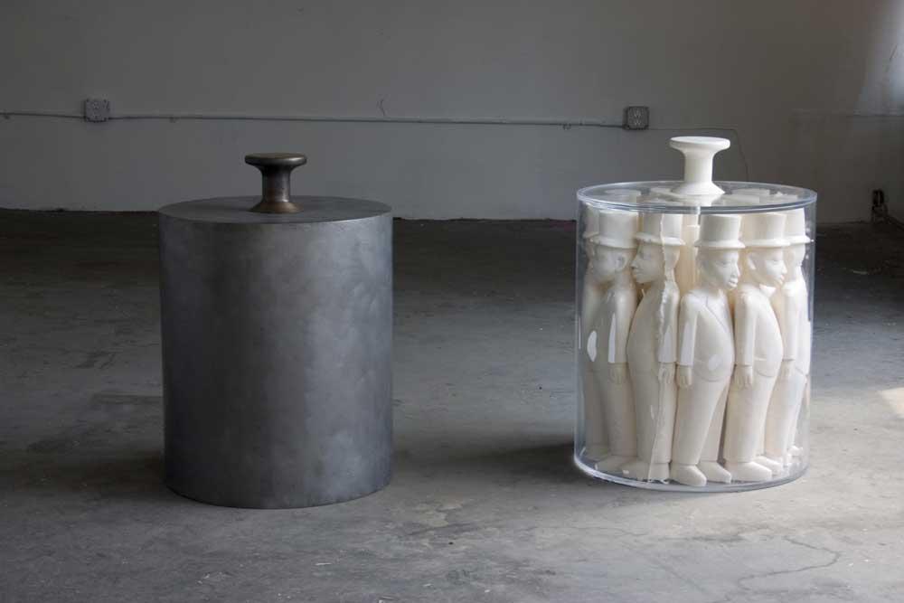 Chris Saucedo ~ Installation